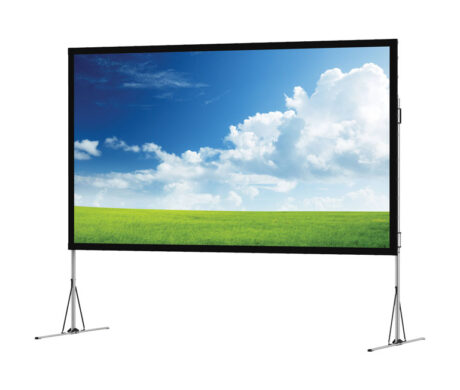Da-Lite 9×12 Fast Fold Projection Screen